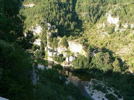 Sortie Gorges du Tarn