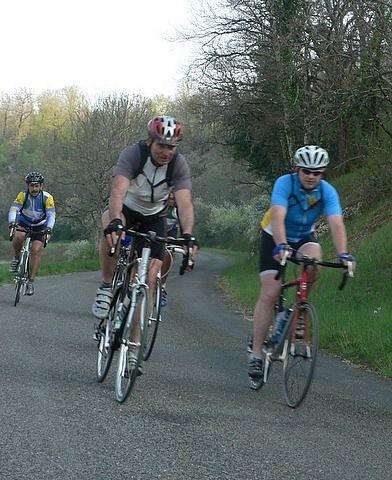 Sortie 150 kms 2010