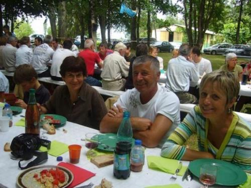 Pique nique de Labio le 25/07/2010.