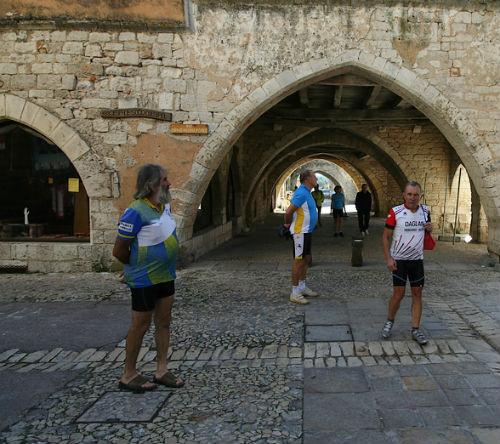 Sortie touristique 2010.