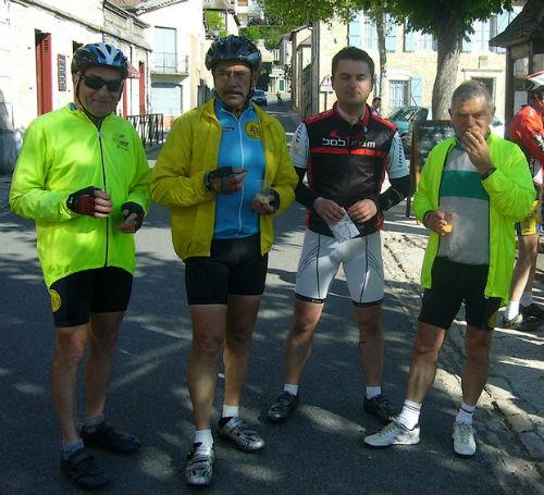 Sortie de Labastide-Marnhac(46) du 13/05/12